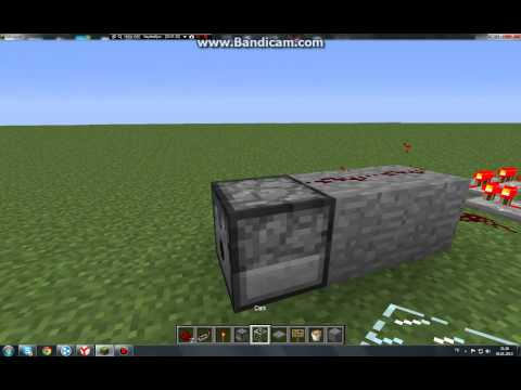 Minecraft Taramalı Ok Firlaticisi...