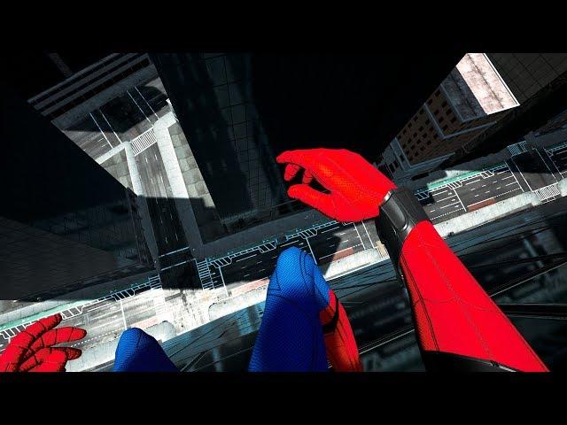 SPIDERMAN IN VR
