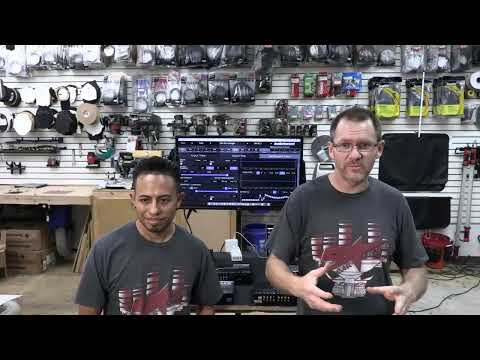 Lets take a look at the AudioControl DSP