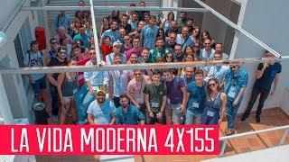 La Vida Moderna 4x155...es sacar los restos de Franco con una Roomba