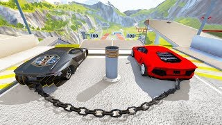High Speed Jump Crashes BeamNG Drive Compilation #10 (BeamNG Drive Crashes)