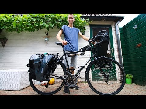 Trek 520 Touring Bicycle Overview!