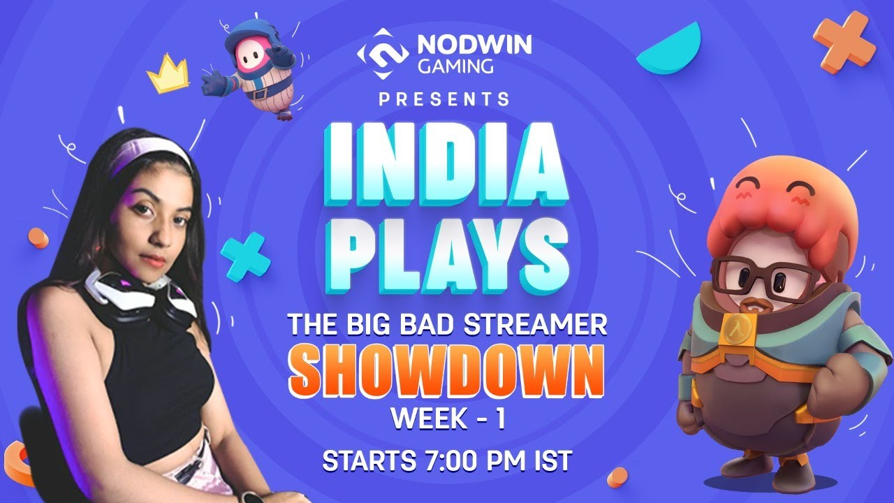 IndiaPlays @NODWINgaming  #IndiaPlays | !d to join discord ❤