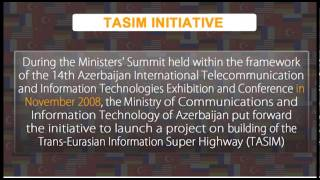 Tasim Network - A blend of Eurasian terrestrial and submarine cable networks.