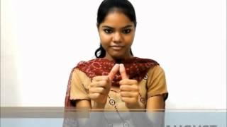 Learn Indian Sign Language - Part 7 (Months)