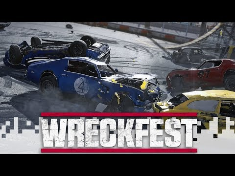 WRECKFEST - Launched! (feat. Kurt and Cone!)
