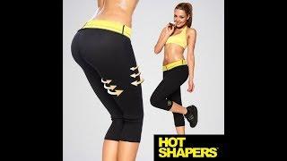 Стильные спортивные бриджи hot shapers. Наденьте для похудения hot shapers.
