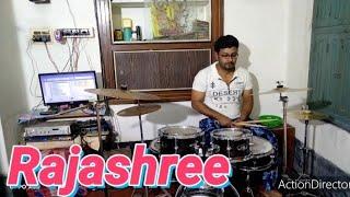 Rajashree Tomar Jonno | Drum cover by Pradip Kumar Saha.