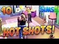 Sims 4 - J'IRAI M'INCRUSTER CHEZ VOUS - Ep.10 : Hot Shots !!!