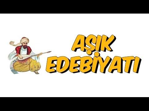 10dk da AŞIK EDEBİYATI - Tonguc Akademi, TALHA DOGAN