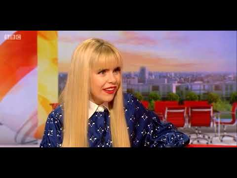 At the BBC Breakfast Paloma Faith Full Interview