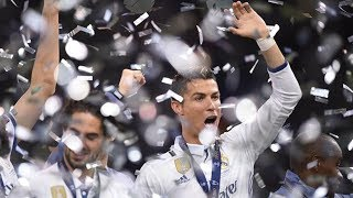 Ronaldo Sapu Bersih Gelar Di Liga Champions 2016-2017