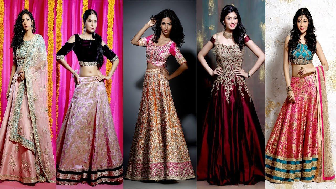 Fresh Indian New Sister Of The Bride Lehengas Latest Designer