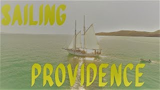 Providence V in the Whitsundays