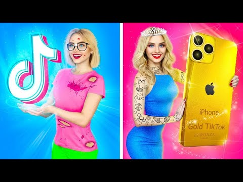 HOW TO BECOME POPULAR in TikTok    TESTED VIRAL TikTok Ideas and Hacks by RATATA BOOM