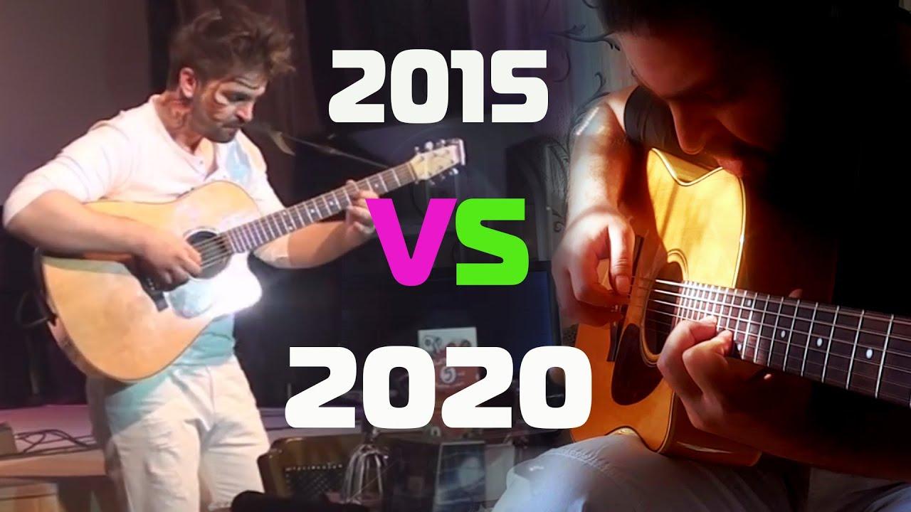 КосмоТранс на ГИТАРЕ © 2015 VS 2020 Какой Транс КРУЧЕ?