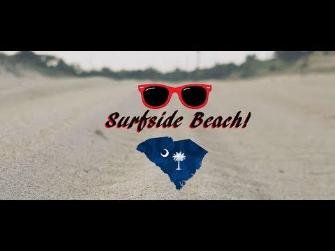 Surfside Beach! (Vlog)