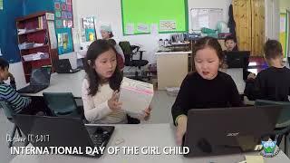 2017.10.11 - International Day of the Girl Child