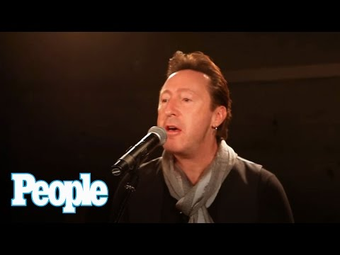 Julian Lennon Performs 'Looking For Love' | People