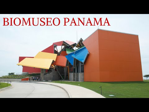 BioMuseo Panama. Turismo Tourism. Attractions Atracciones. Prestige Panama Realty. 6981.5000