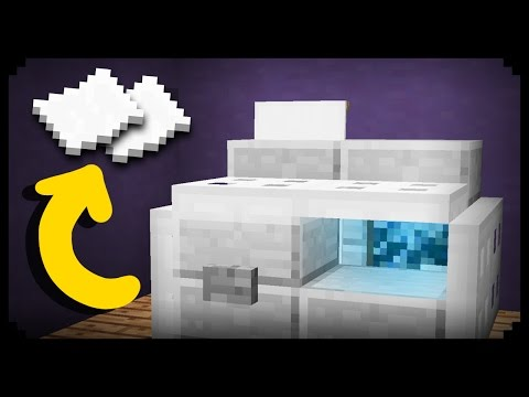 ✔ Minecraft: How to make a Working Copy Machine