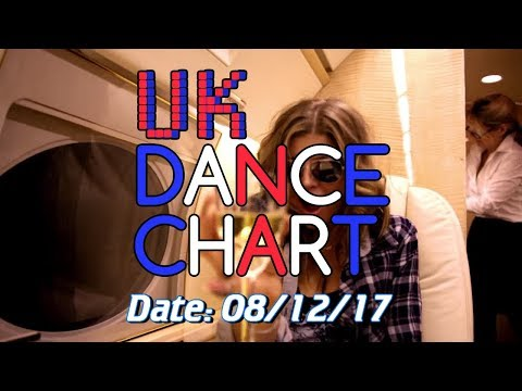UK TOP 40 - DANCE SINGLES CHART (08/12/2017)