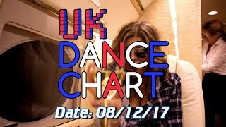UK TOP 40 DANCE SINGLES CHART 08 12 2017