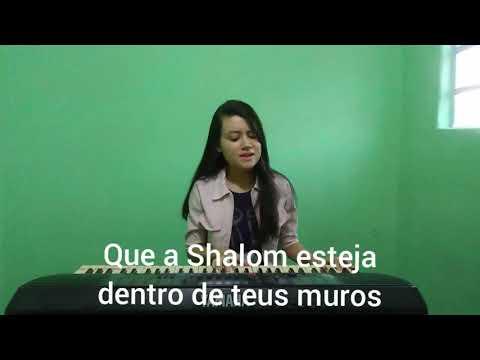 Tehilim(Salmos) 122:7 Yehi Shalom
