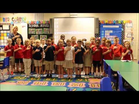 North Desoto Lower Elementary School   Mrs  Odom's 1st Grade