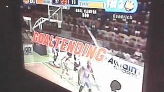 NBA JAM (2002) LA Lakers vs. 70s Legends Team