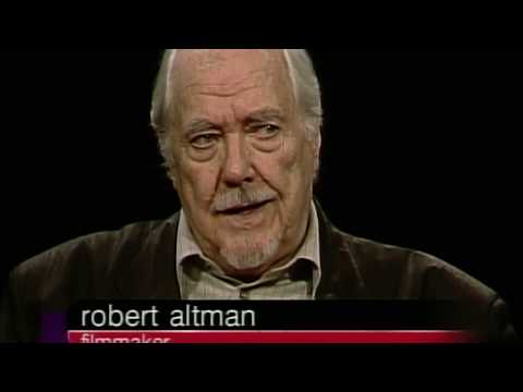 Robert Altman and Richard Gere interview (2000)