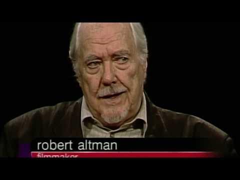 Robert Altman and Richard Gere  2000