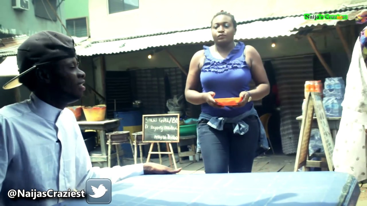 Download You Want Fork??? - Naija's Craziest Comedy Episode 123