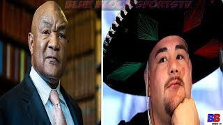 Download (WOW) GEORGE FOREMAN TEARS INTO ANDY RUIZ, FOOLED US DISRESPECT THE SPORT, DONT WANT SEE HIM AGAIN Mp3 and Videos