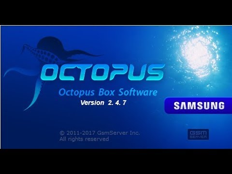 Octopus/Octoplus Latest Crack 2.4.7 |2 Feb 2018|