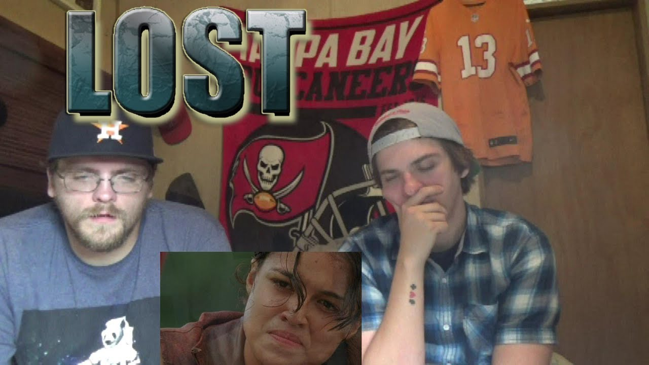 Download Lost - Season 2 Episode 7 (REACTION) 2x07 The Other 48 Days