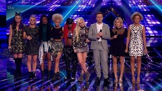 The X Factor UK 2015 S12E16 The Live Shows Week 1 Results The Second Elimination Full