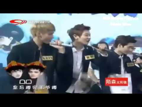 Download EXO's Funny dance