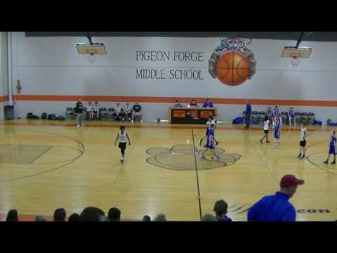 03/04/2017 HFD Basketball vs Carter Wolfpack, Game 3 March Madness, Pigeon Forge, TN