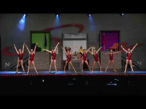 Nebraska Dance Company Showbiz Nationals: Cupid's Arrow