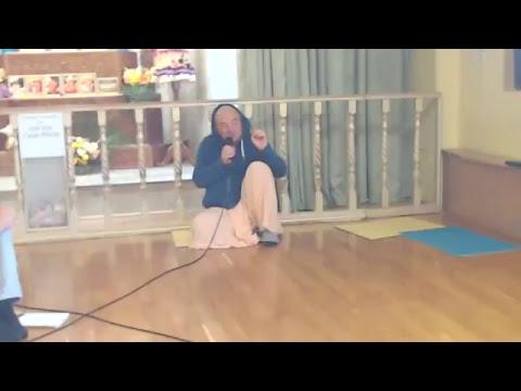 Шримад Бхагаватам 4.17.32 - Амала Кришна прабху