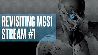 Revisiting Mgs Stream #1
