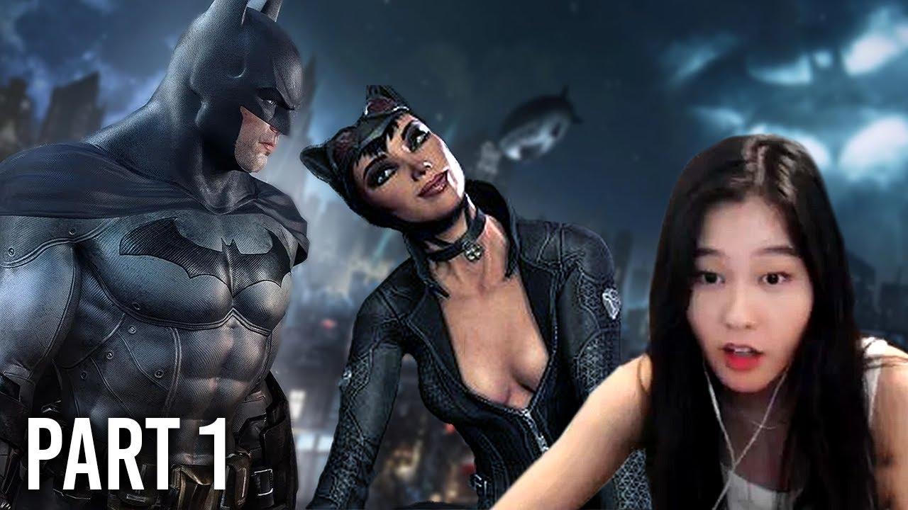 39daph Plays Batman: Arkham City - Part 1