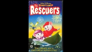 Opening to The Rescuers UK VHS 1997