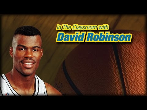 In the Classroom with David Robinson - Full Video