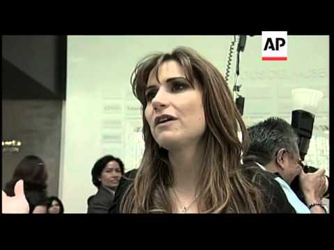 Holocaust Museum Opens In Mexico City