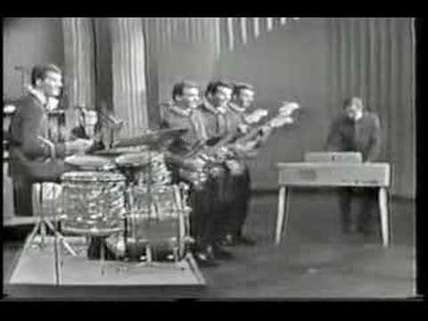 The Chantay's - Pipeline (Lawrence Welk Show 5/18/63)