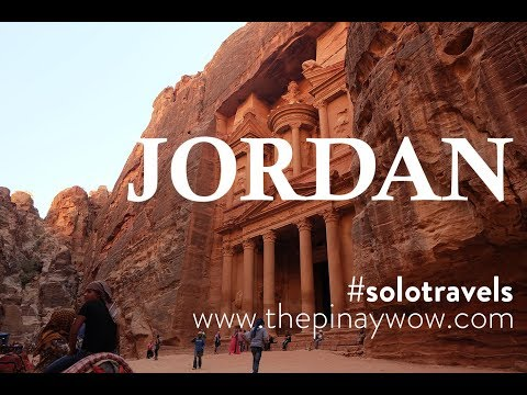 Jordan Travel Video Solo Trip 2016
