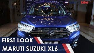 Maruti Suzuki XL6 First Look