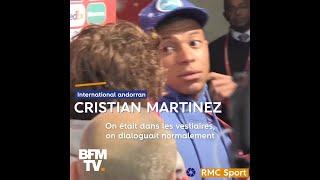 Download Video Le joueur d'Andorre qui a enlevé la capuche de Kylian Mbappé explique son geste MP3 3GP MP4